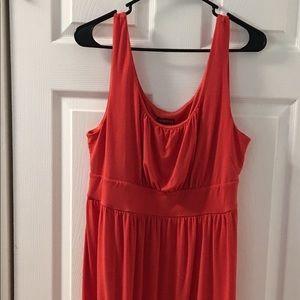 Merona Summer Dress, coral